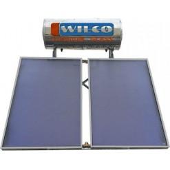 Ηλιακό WILCO 160lit 2 καθρέφτες