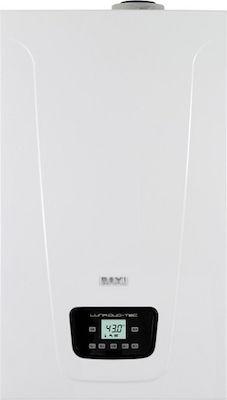 Λέβητας αερίου BAXI Duo-tec compact E 40 kw