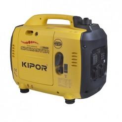 Γεννήτρια Kipor KGE-2000 σε Κόκκινο Χρώμα