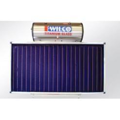 Ηλιακό WILCO 200lit 1καθρέφτες