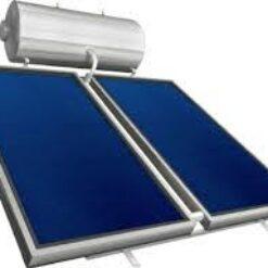 Ηλιακος θερμοδομη καστοριας 220lit 4,00τμ 2 καθρεπτες