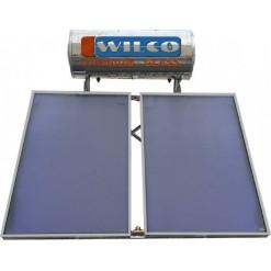 Ηλιακος wilco 300lit 5τμ 2 καθρεπτες
